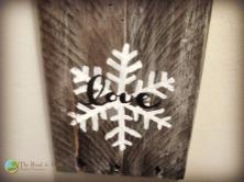 love snowflake