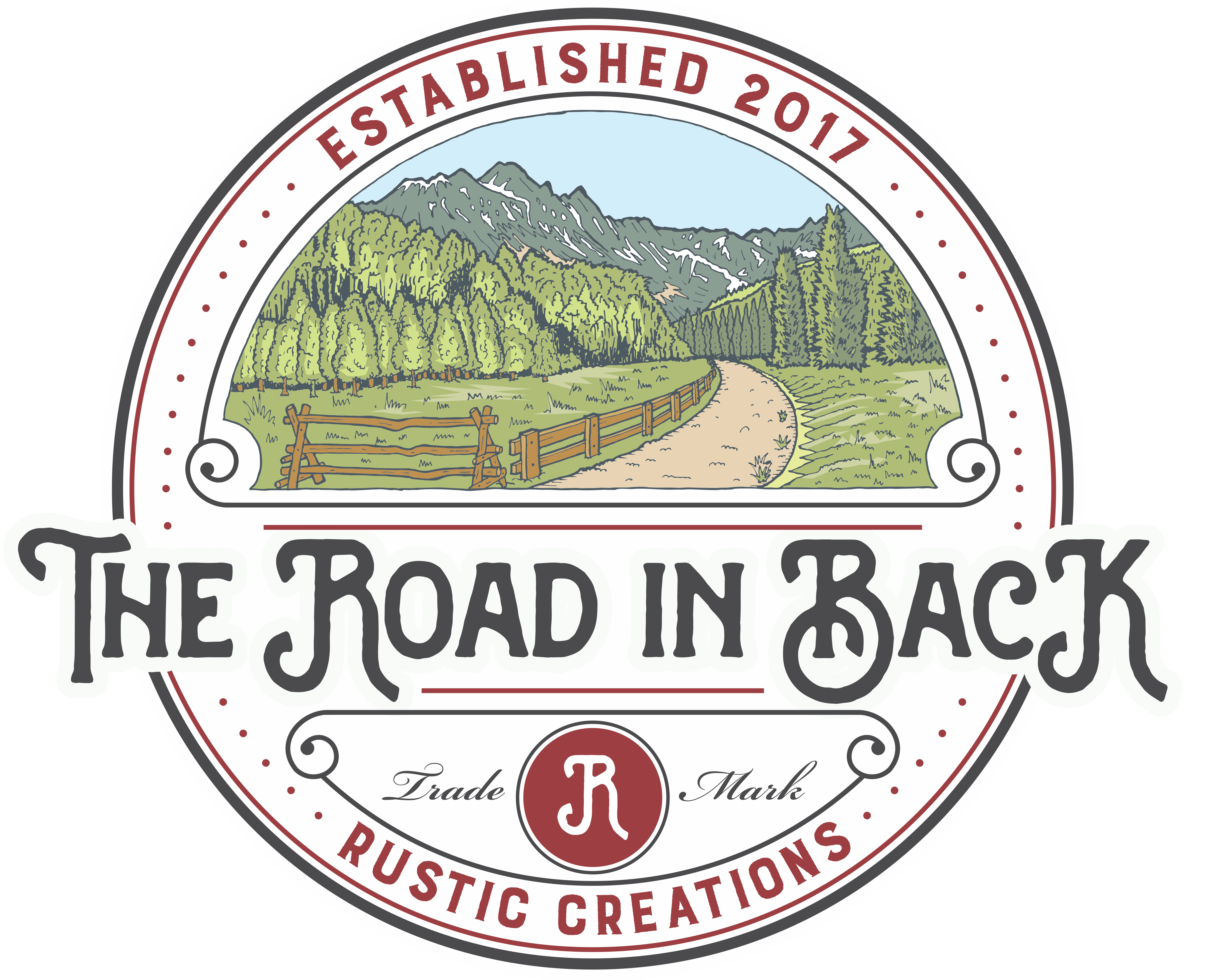 The Road in Back